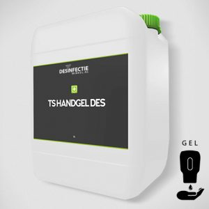desinfecterende handgel alcohol 5l